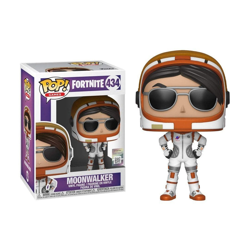 Funko Pop Moonwalker Fortnite - Epicland  (4560336486513)