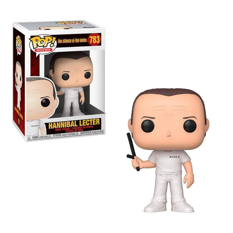 Funko Pop Movies: Silence of Lambs - Hannibal - Epicland