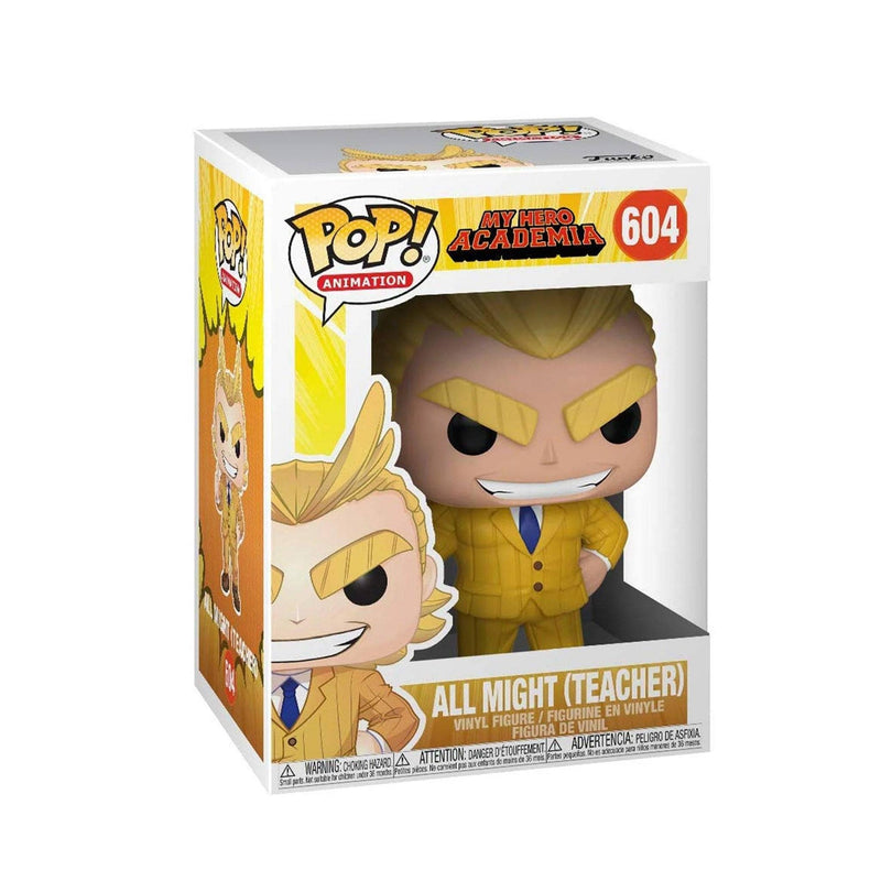 Funko Pop My Hero Academia - Teacher All Might - Epicland