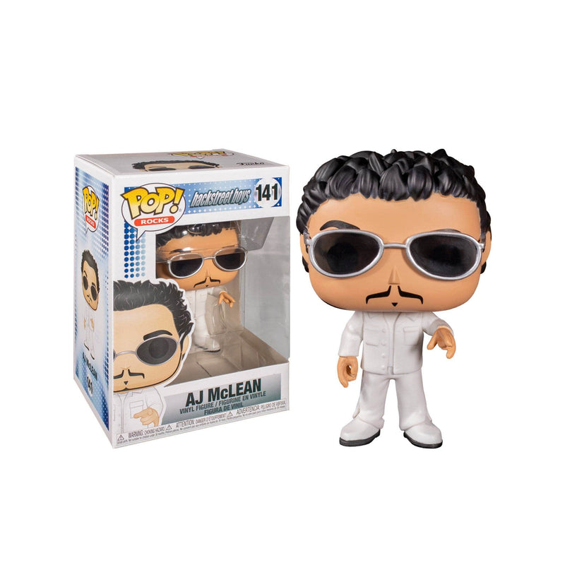 Funko Pop Rocks Backstreet Boys AJ Mclean - Epicland