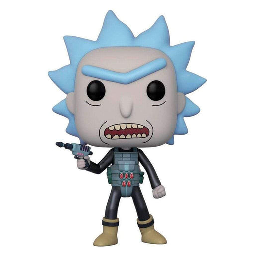 FUNKO POP SERIE RICK ESCAPE RICK AND MORTY FUNKO FUNKO
