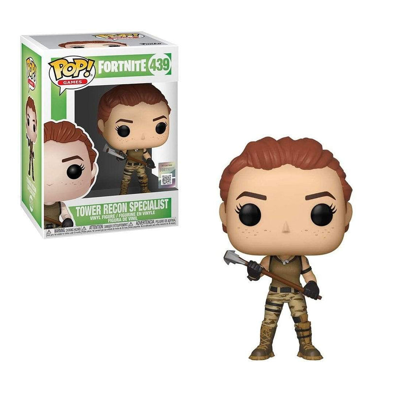 Funko Pop Tower Recon Specialist Fornite - Epicland