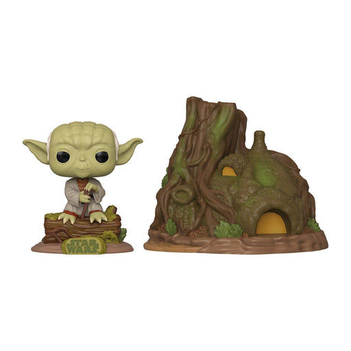 FUNKO Pop Town: Star Wars - Yoda's Hut - Epicland
