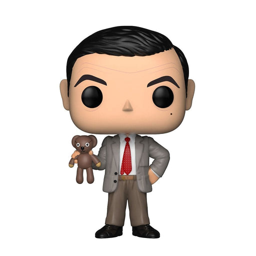 FUNKO POP TV: MR. BEAN - BEAN W/TURKEY CHASE FUNKO FUNKO
