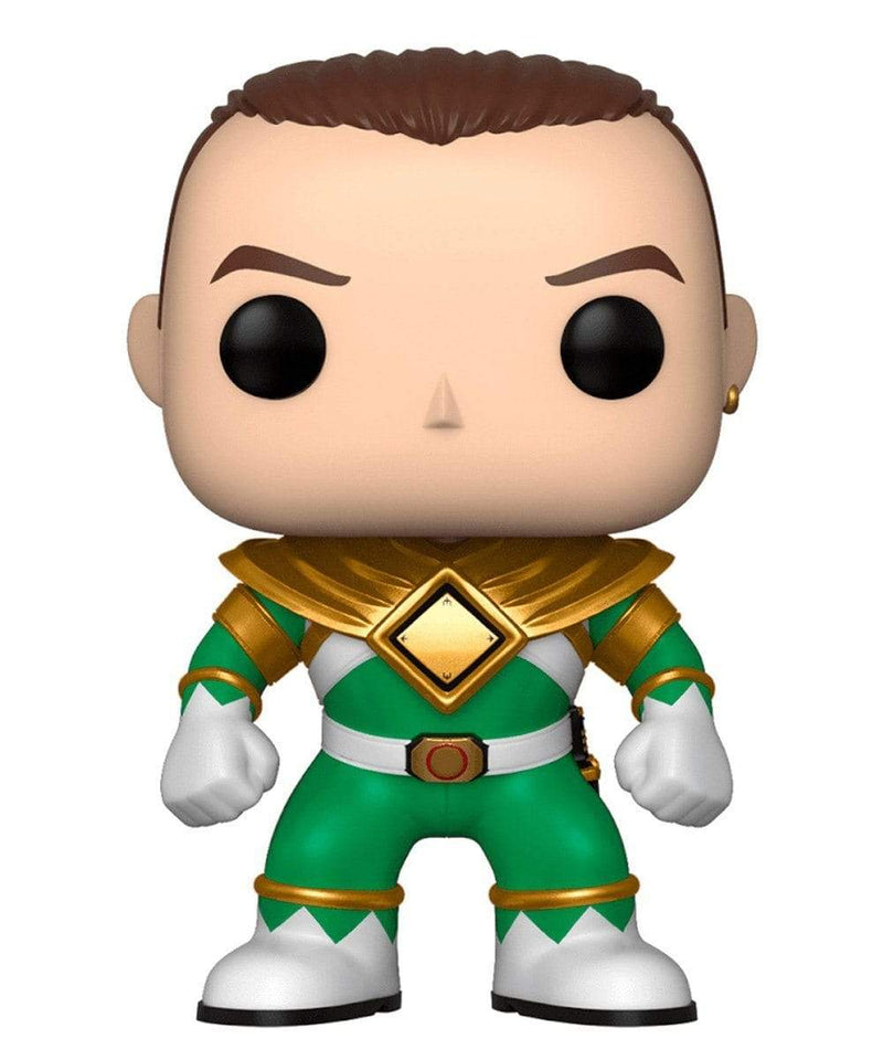 Funko Pop Tv: Power Rangers S7 GRN RNGR (No Helmet) - Epicland