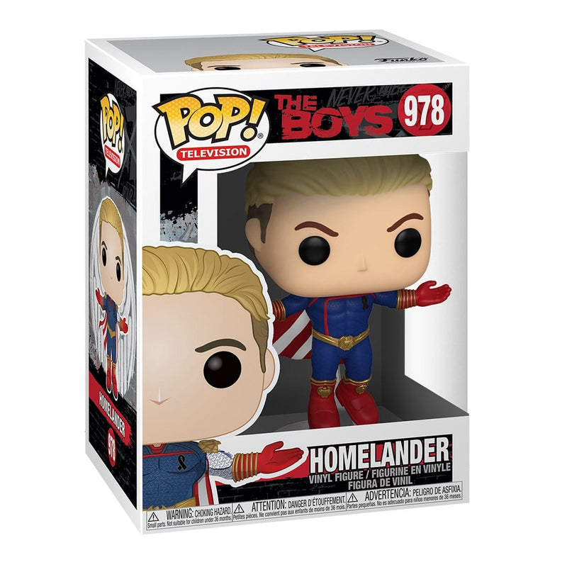 Funko Pop Tv: The Boys Homelander Levitating - Epicland  (4592748429425)