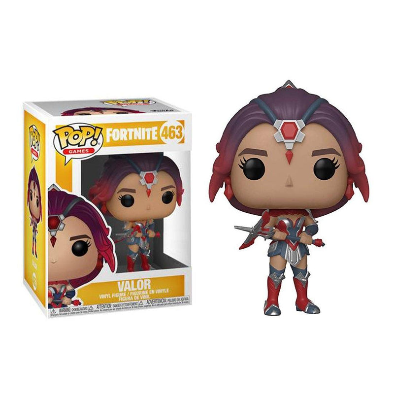 Funko Pop Valor Fortnite - Epicland
