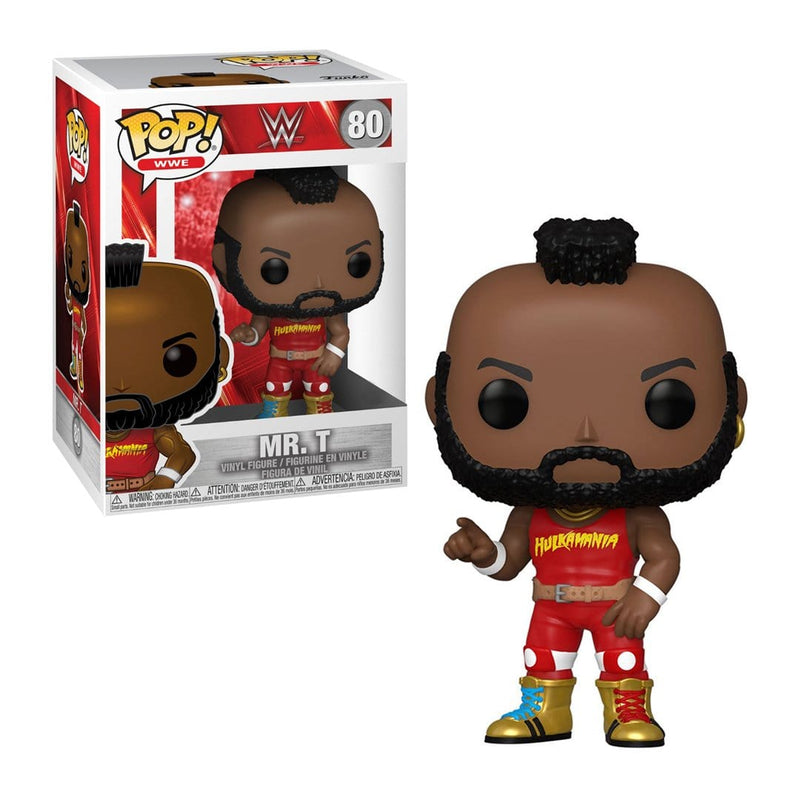 Funko Pop Wwe: Nwss Mr T - Epicland  (4592749346929)