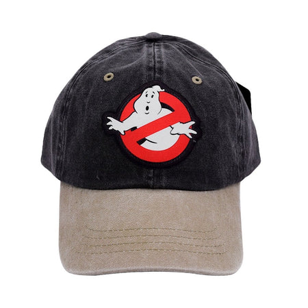 GORRA CURVA GHOSTBUSTER CAFE-NEGRO - Epicland  (4534177792113)