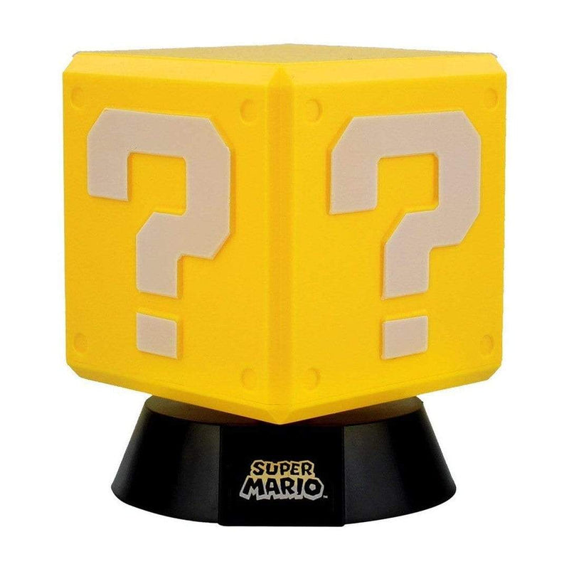 Lampara Question Block Mario Bros - Epicland  (4562284019825)