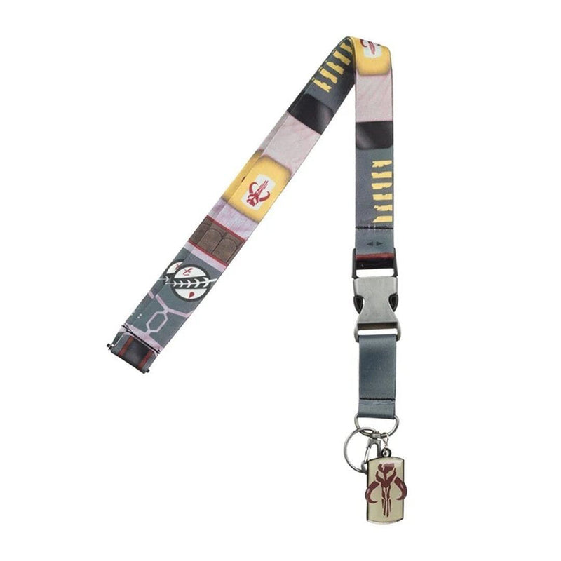 Lanyard H&V Boba Suit Up - Epicland  (4534177857649)
