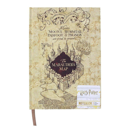 Libreta Marauders Map - Epicland  (4547925377137)