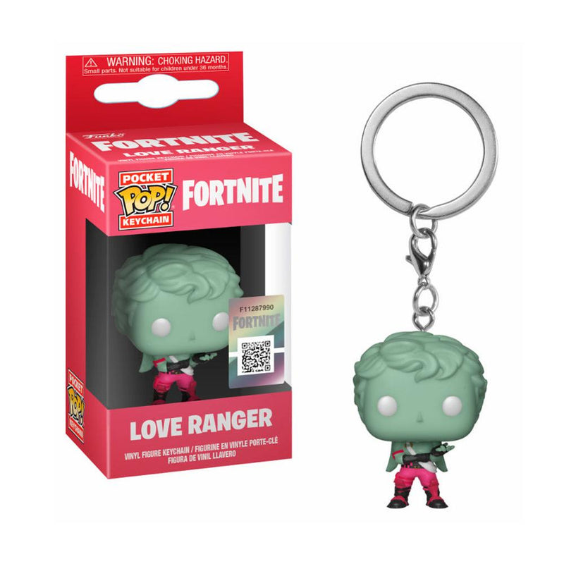 Llavero Funko Pop Love Ranger fortnite - Epicland  (4462744469617)