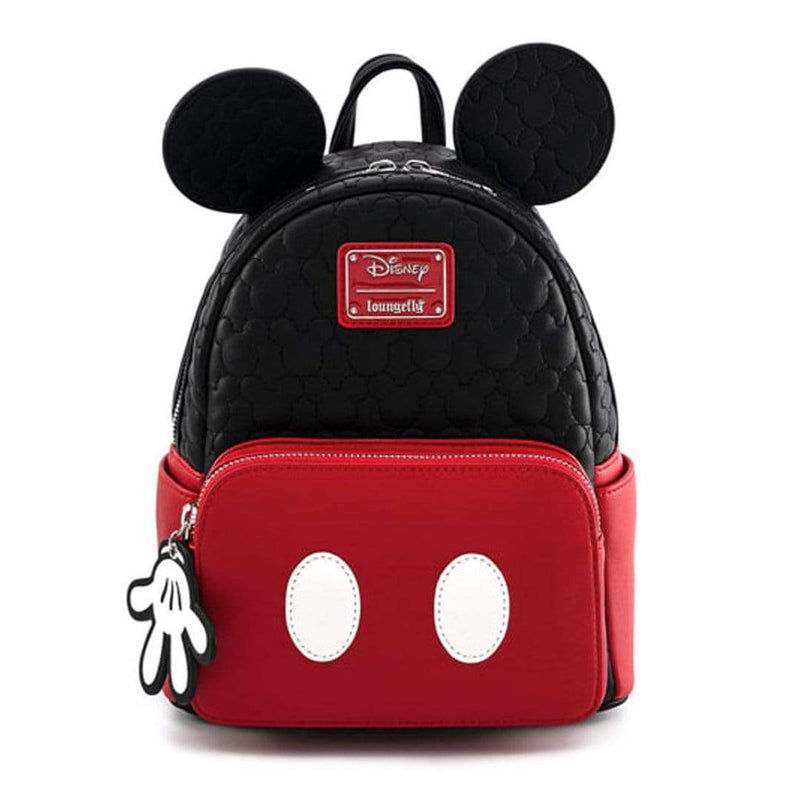 Mini Back Pack Loungefly Mickey Mouse - Epicland  (4613885722737)