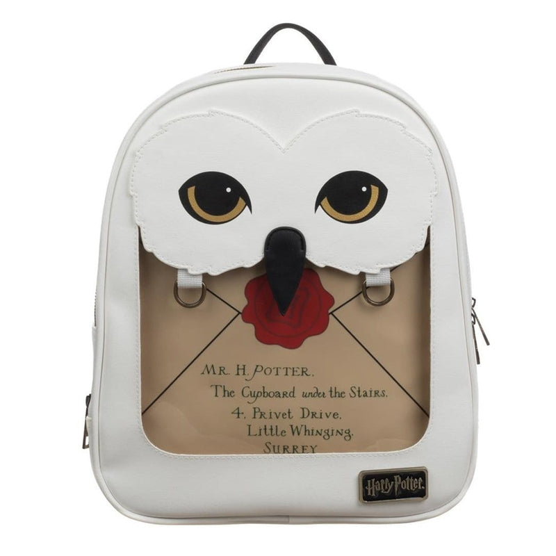 Mini Backpack Hedwig Harry Potter (6540290228337)