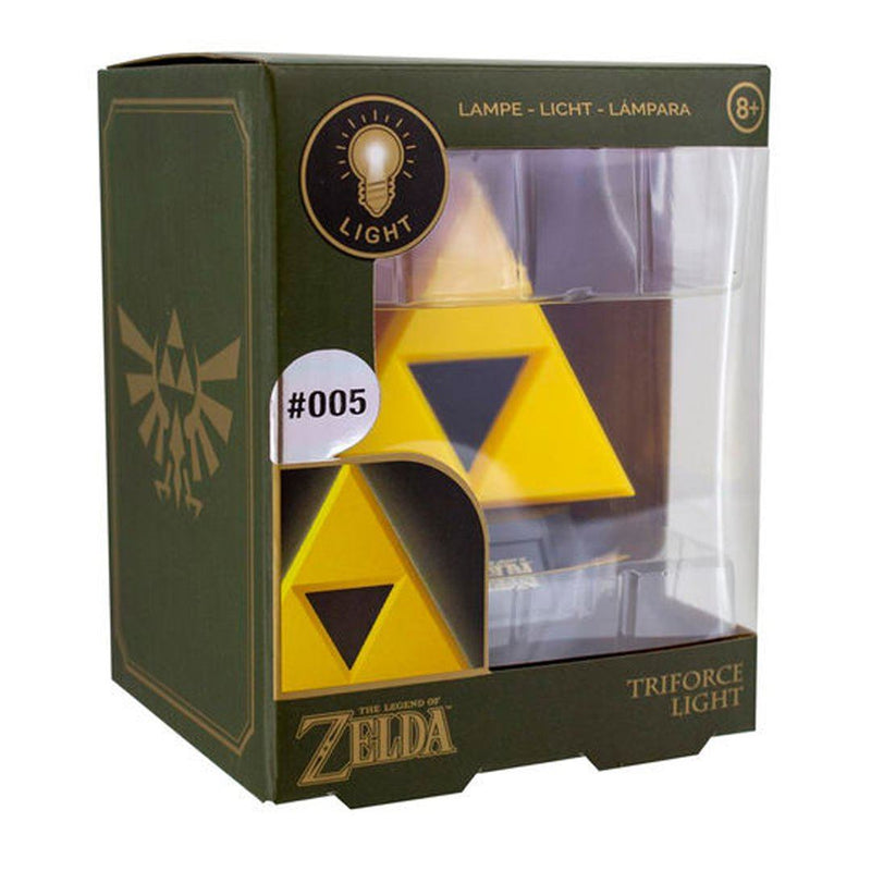 Mini Lampara Triforce Zelda - Epicland  (4562283987057)