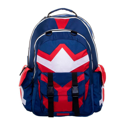 MOCHILA ALL MIGHT INSPIRED - Epicland