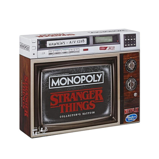 MONOPOLY STRANGER THINGS COLLECTORS - Epicland