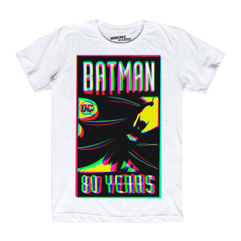 Playera Caballero MDL Batman 80 Years - Epicland
