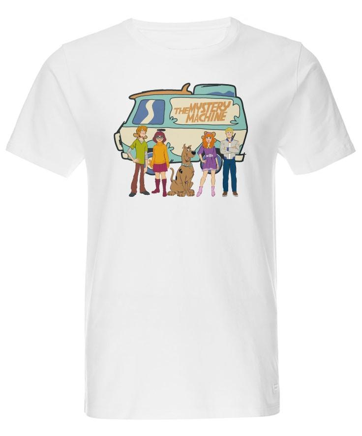 Playera Caballero The Mystery Machine Scooby Doo - Epicland