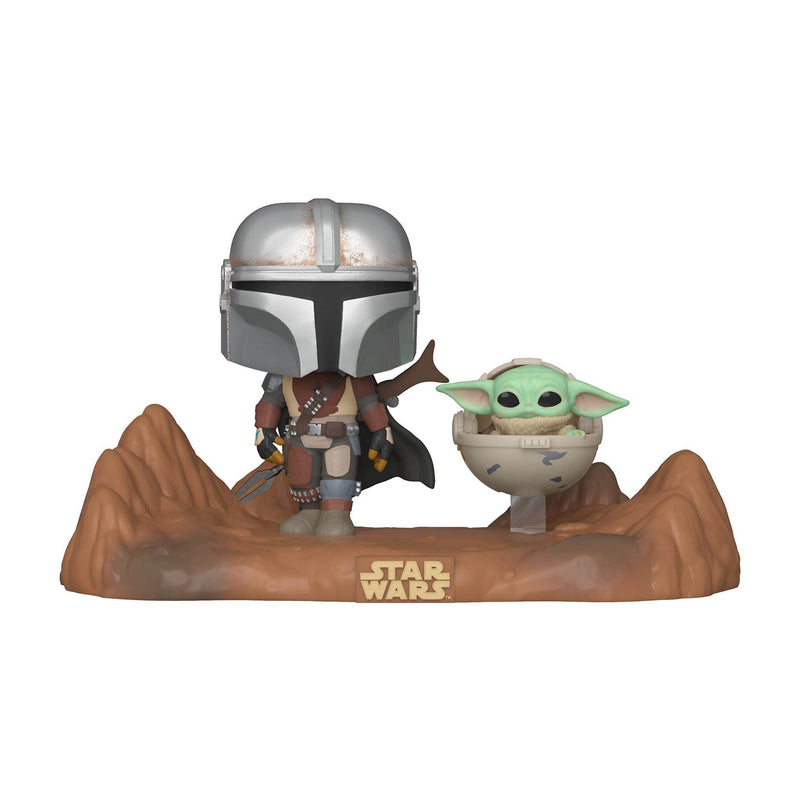 Preventa - Pop Moment: Mandalorian - Mandalorian & Child - Epicland
