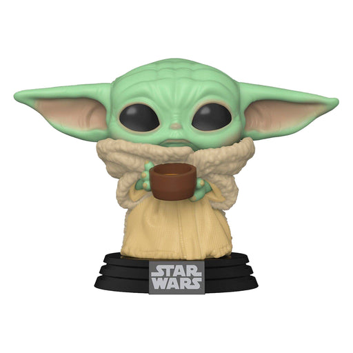 PREVENTA - POP STAR WARS: MANDALORIAN THE CHILD W/ CUP - Epicland