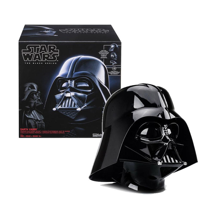 REPLICA CASCO DARTH VADER BLACK SERIES HASBRO - Epicland