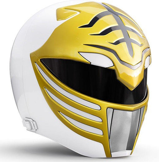 REPLICA CASCO WHITE RANGER LIGHTNING COLLECTION - Epicland