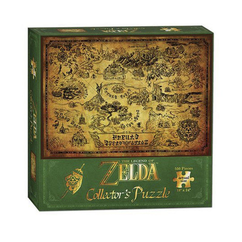 Rompecabezas The Legend Of Zelda Collector - Epicland  (4527000780913)