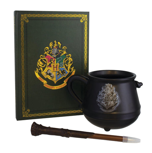 SET REGALO HARRY POTTER LIBRETA TAZA PLUMA - Epicland