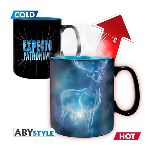 TAZA HARRY POTTER HEAT CHANGE PATRONUS - Epicland