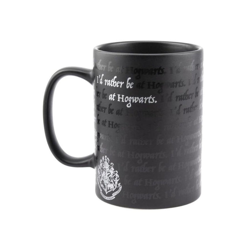 Taza I Would Rather Be At Hogwarts - Epicland