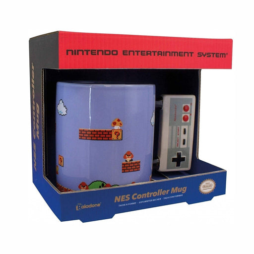 TAZA NES CONTROLLER SHAPED - Epicland
