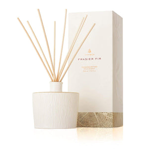 Thymes Frasier Fir Ceramic Reed Diffuser