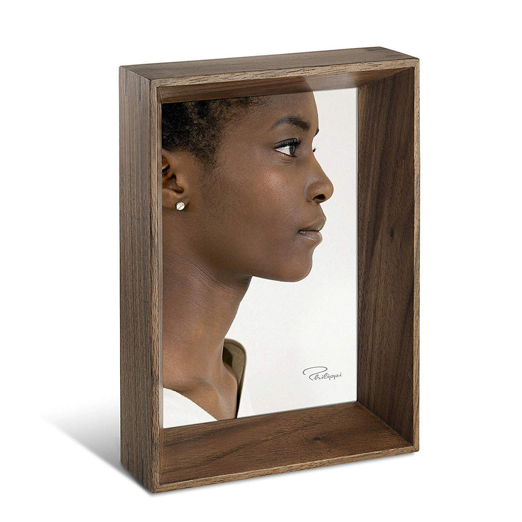 Philippi Joy Walnut Picture Frame 15 x 20 cm