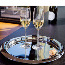 Load image into Gallery viewer, Philippi Luna Stainless Steel Serving Tray