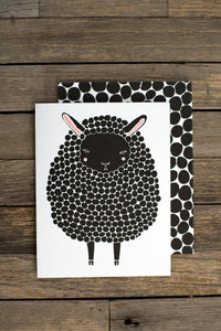 Mixed Boxed Set of Sheep Cards