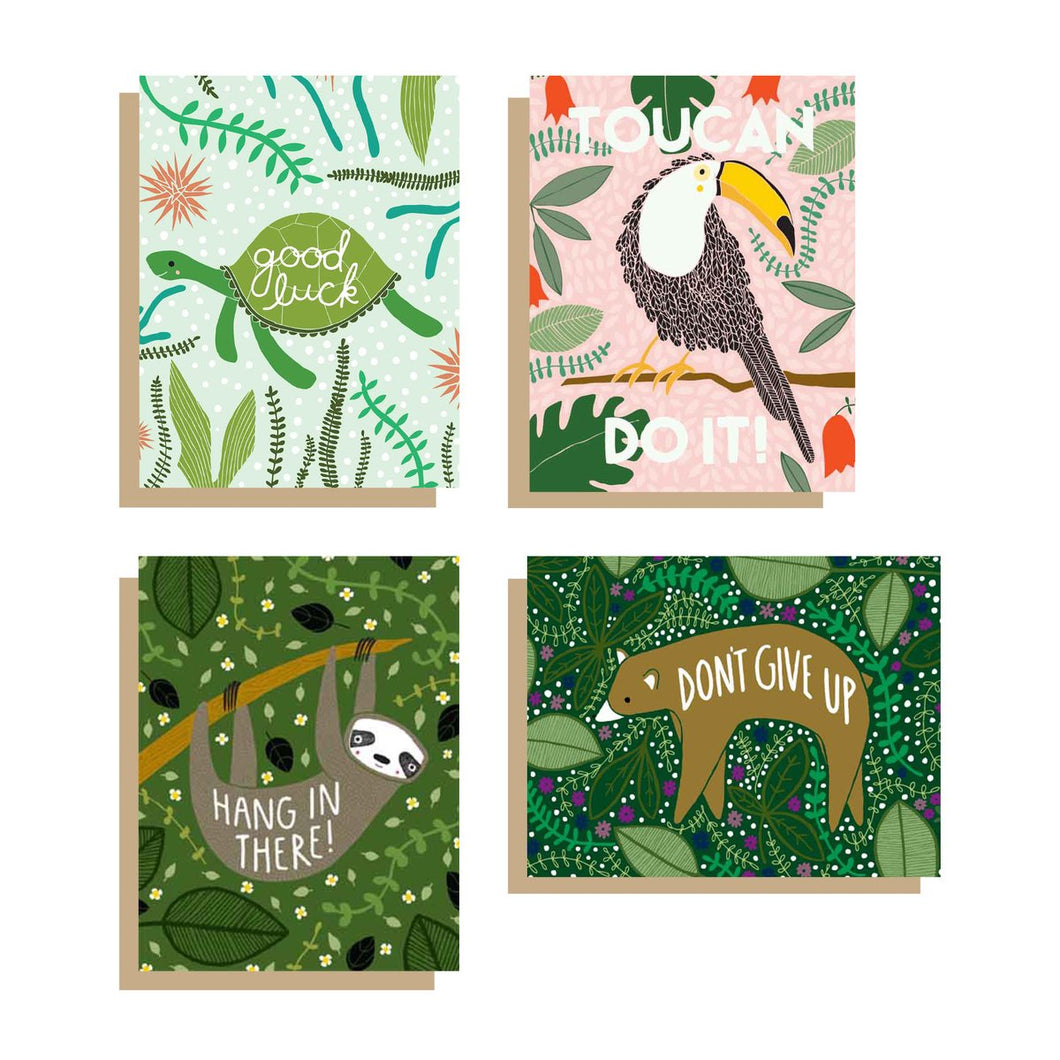 Mixed Boxed Set of Encouragement Cards