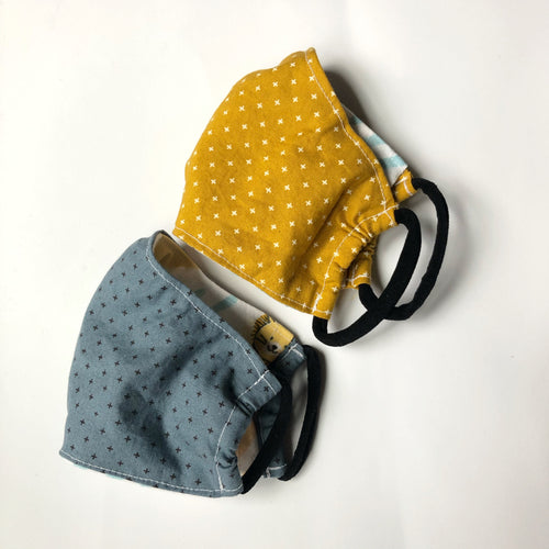 Dotted | Youth Mask | The Noble Fox Shop