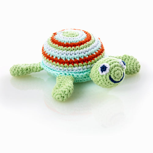 Sea Turtle Rattle