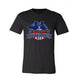 Veterans Army national heroes conquer world no fear celebration T-shirt 100% Cotton