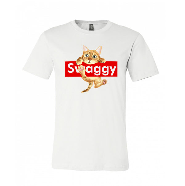 Swaggy Cat Designed by swaggyshirt.com