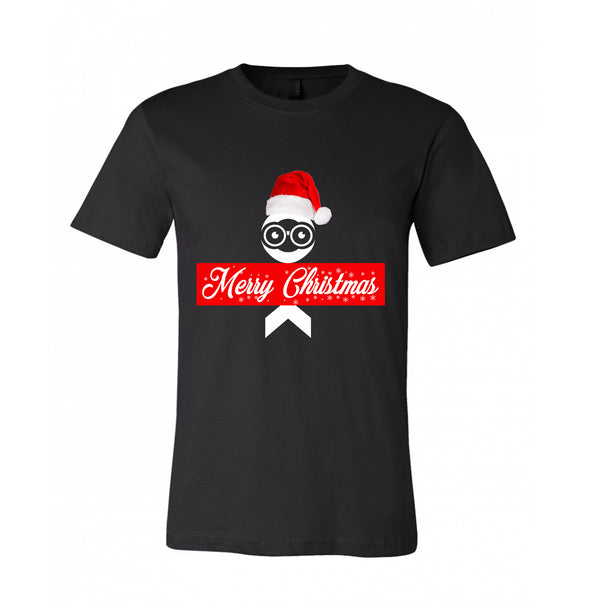 Christmas Festive season Holidays Celebration time of the year Merry Christmas Designed 100% Cotton T-shirt for All