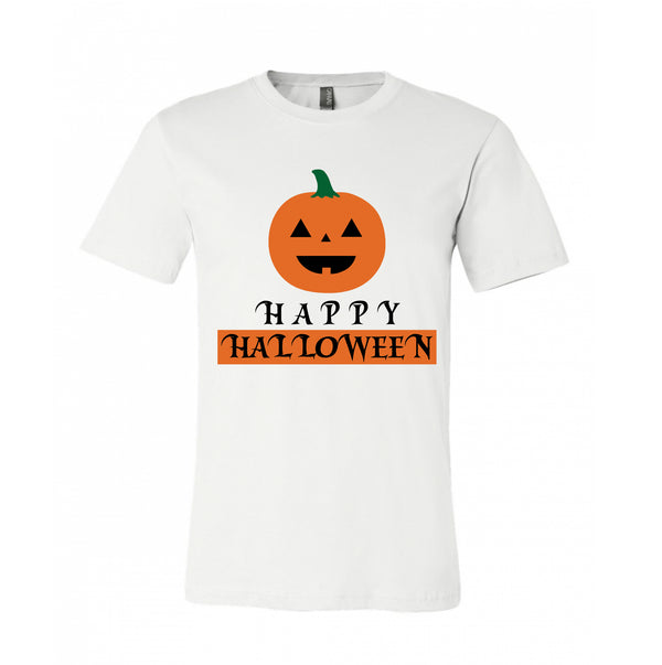 HALLOWEEN CELEBRATION T-SHIRT PUMPKINS DESIGN