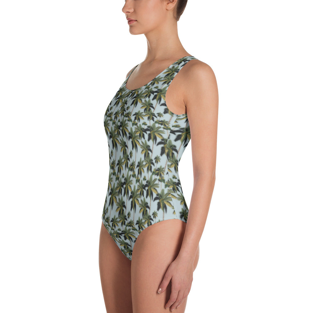 Palm Tree Swimsuit