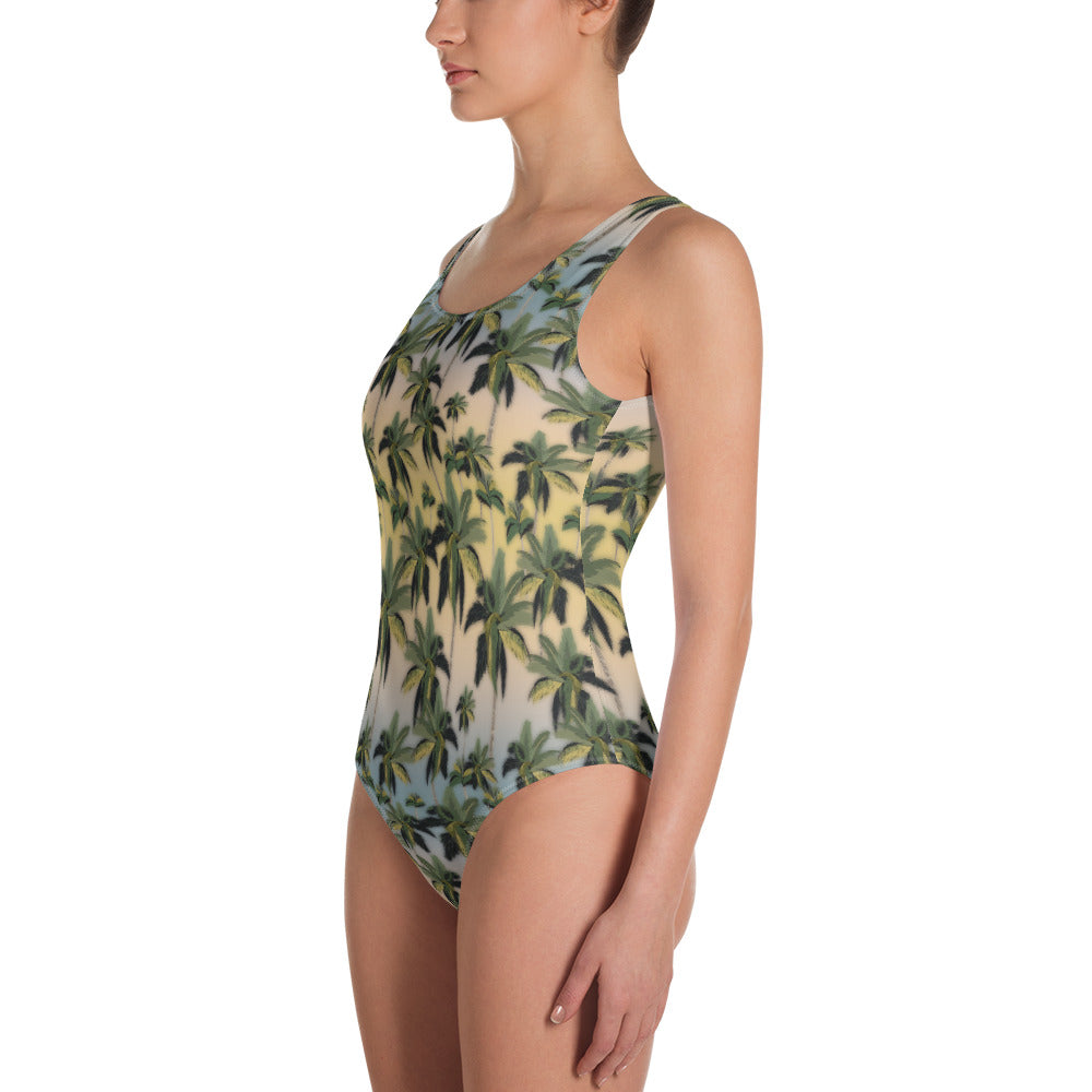 Sunset Palms Swimsuit