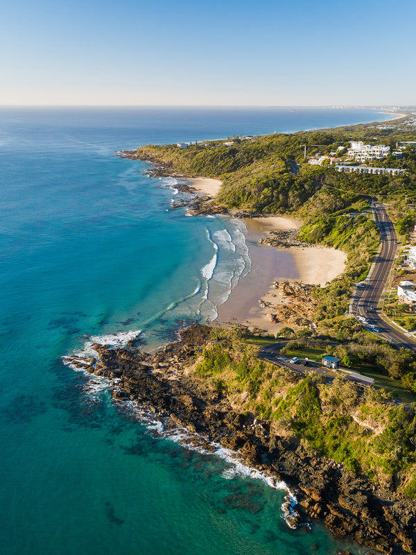 Coolum from Above