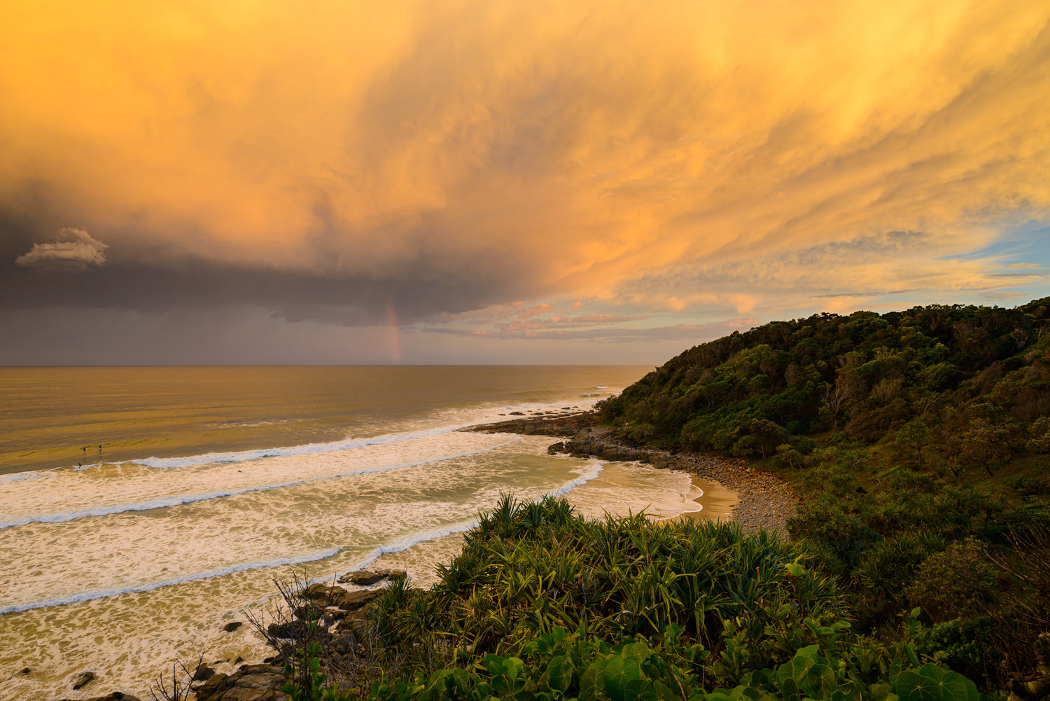 After the storm -Coolum Beach