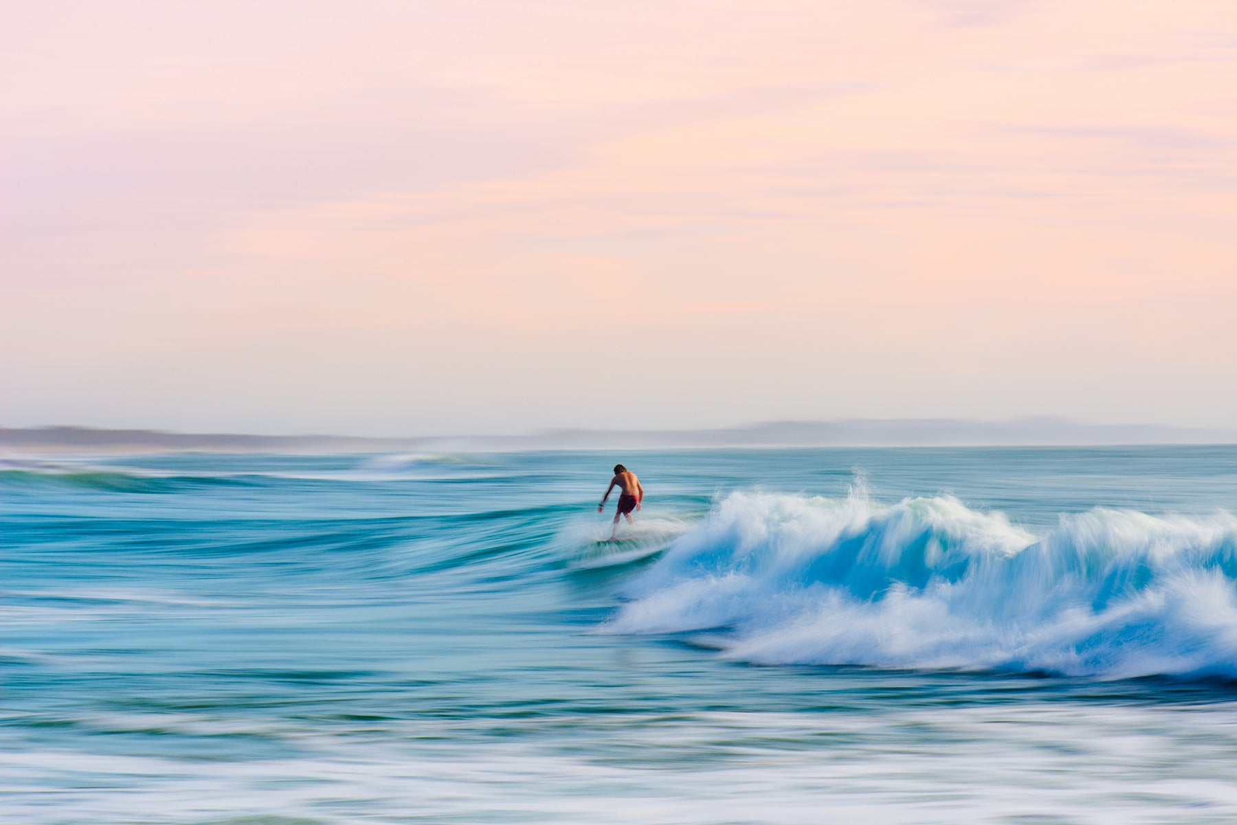 Silky Surfer - Coolum Beach
