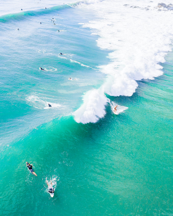 """Surfs Up"" - Coolum Beach"